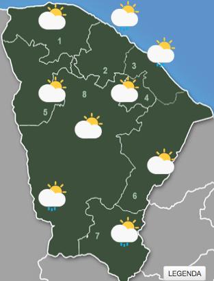 Previsão de Chuva no Ceará