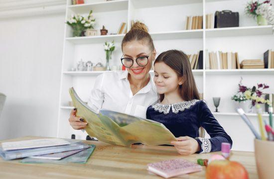 Ajudar os Filhos Com os Estudos
